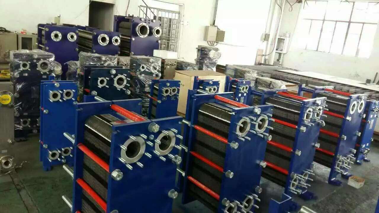 上海泳池专用板式换热器厂家  上海泳池专用板式换热器厂家