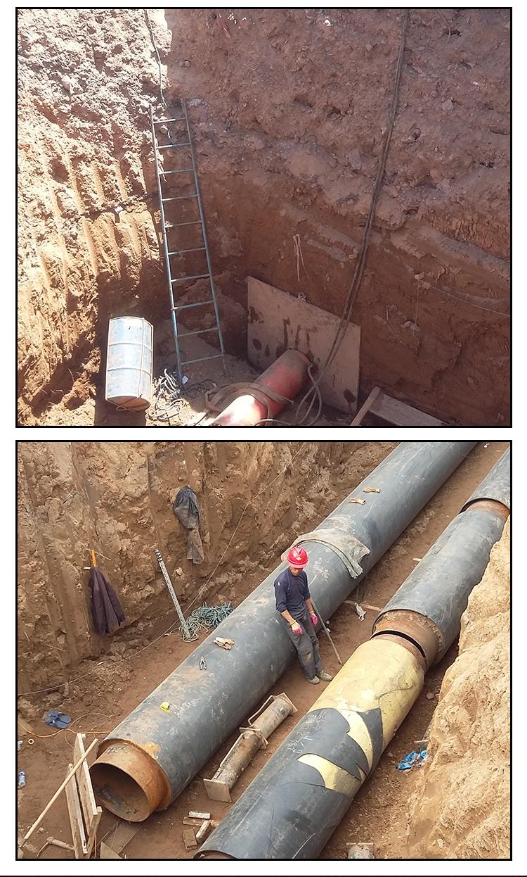 兰州西固区顶管施工,水泥顶管施工,人工顶管施工,电力过路顶管