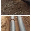 天水市非开挖顶管公司,定向钻施工图片