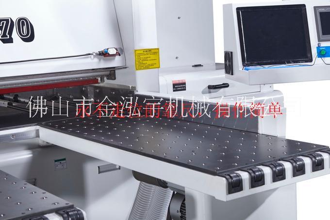厦门电脑裁板锯 板式家具开料电子裁板锯木工机械
