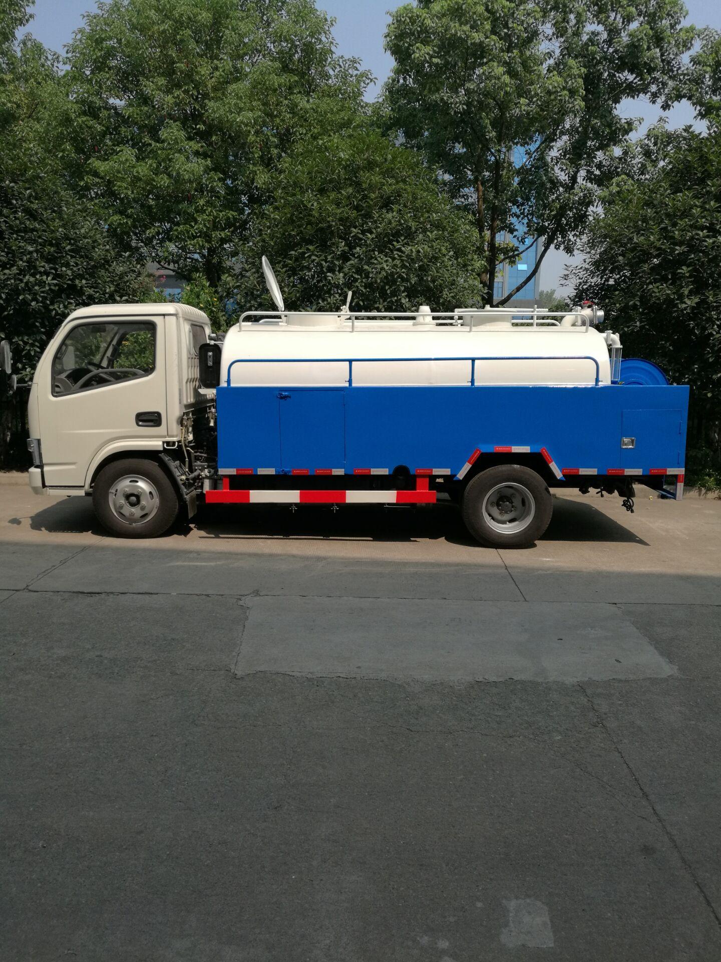 郑州吸污车厂家直销