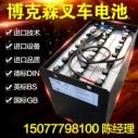 北京天津上海电动叉车电瓶蓄电池图片