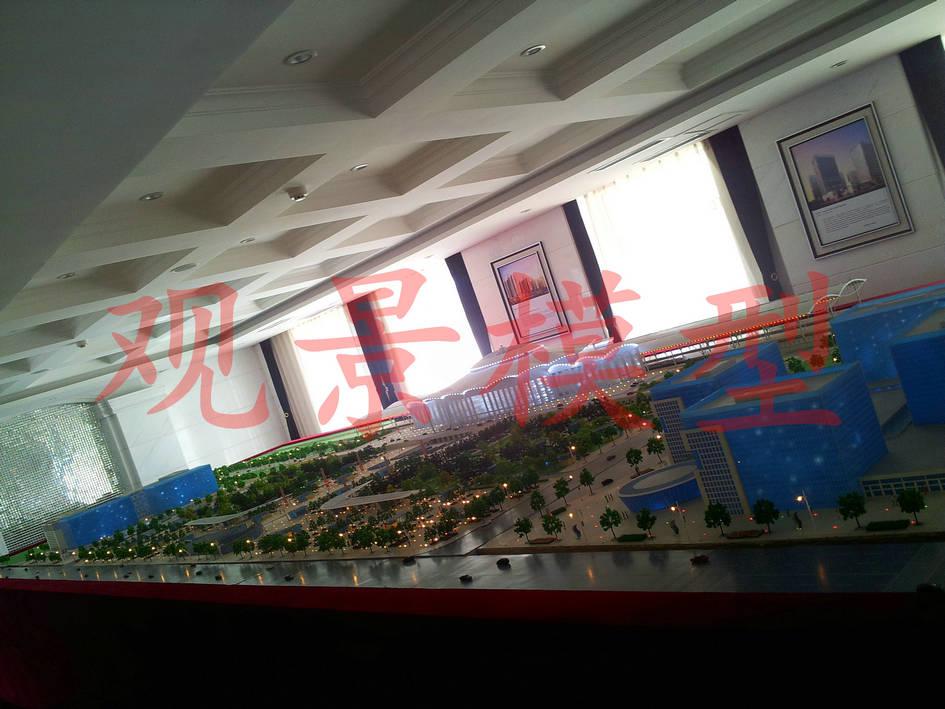 内蒙古沙盘模型公司