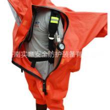 山东重型全封闭防化服  内置式重型防化服 消防员一级化学防护服批发