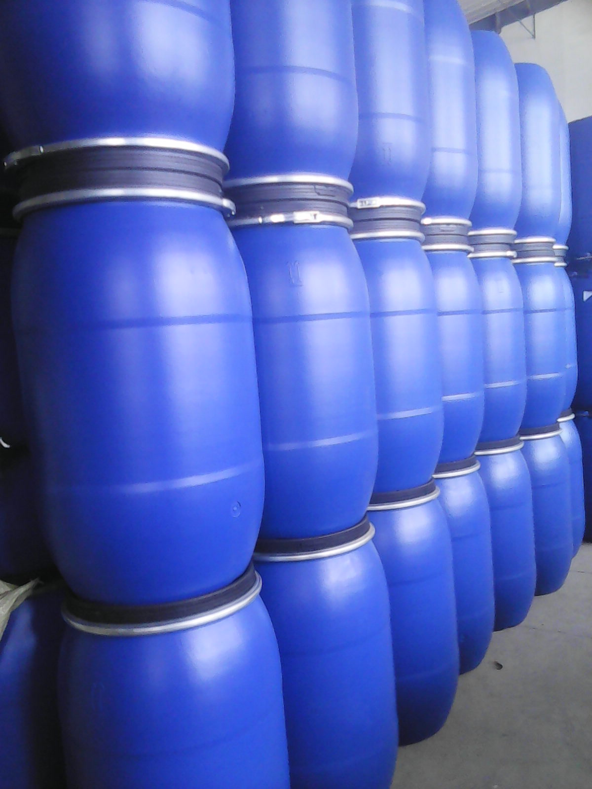 200升200公斤大口包箍塑料桶