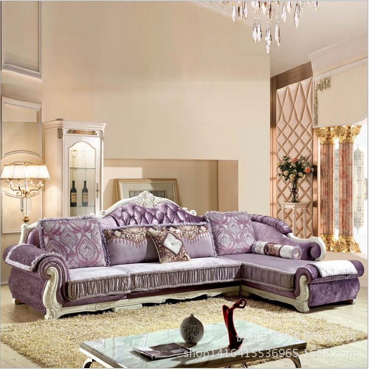 简欧式沙发厂家直销 佛山市梵梦家具有限公司
