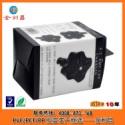 电子产品车充充头PVC塑料包装盒图片