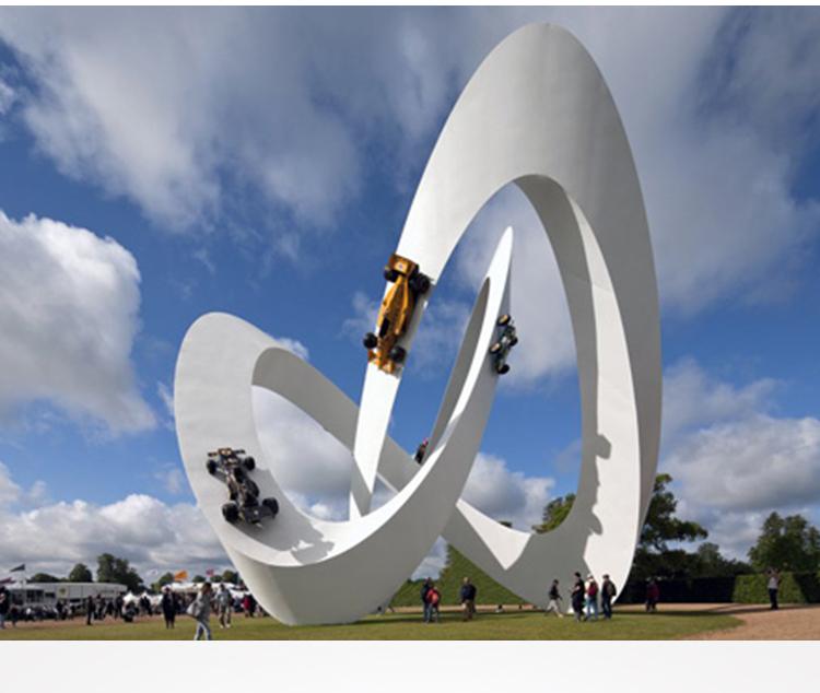 三维立体设计雕塑