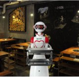 餐厅酒店送餐机器人