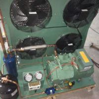 黑龙江比泽尔风冷机组厂家,10匹比泽尔风冷式冷库制冷机组