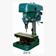 台钻 钻铣机ZX-16钻铣床图片