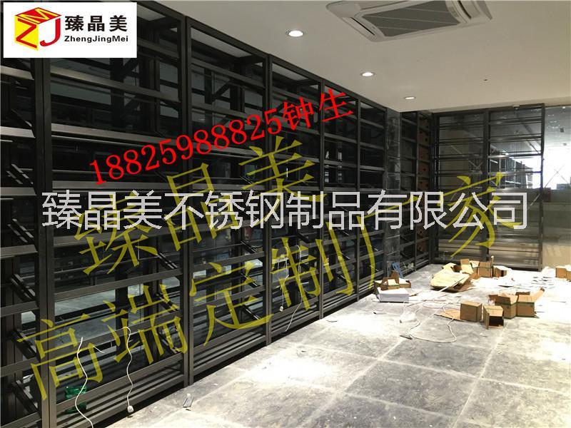 不锈钢酒柜酒架,展示柜,供应不锈钢酒柜酒架,展示柜