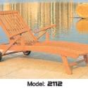 实木沙滩椅图片