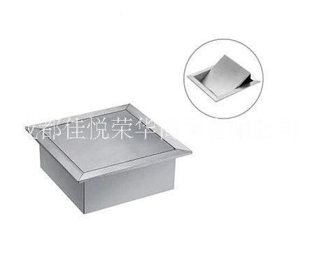 304不锈钢台面嵌入式垃圾桶