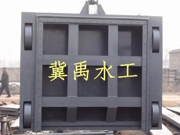 供应钢制闸门,平面定轮钢闸门,型号齐全支持混批