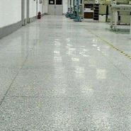 广东佛山水磨石地板厂家图片