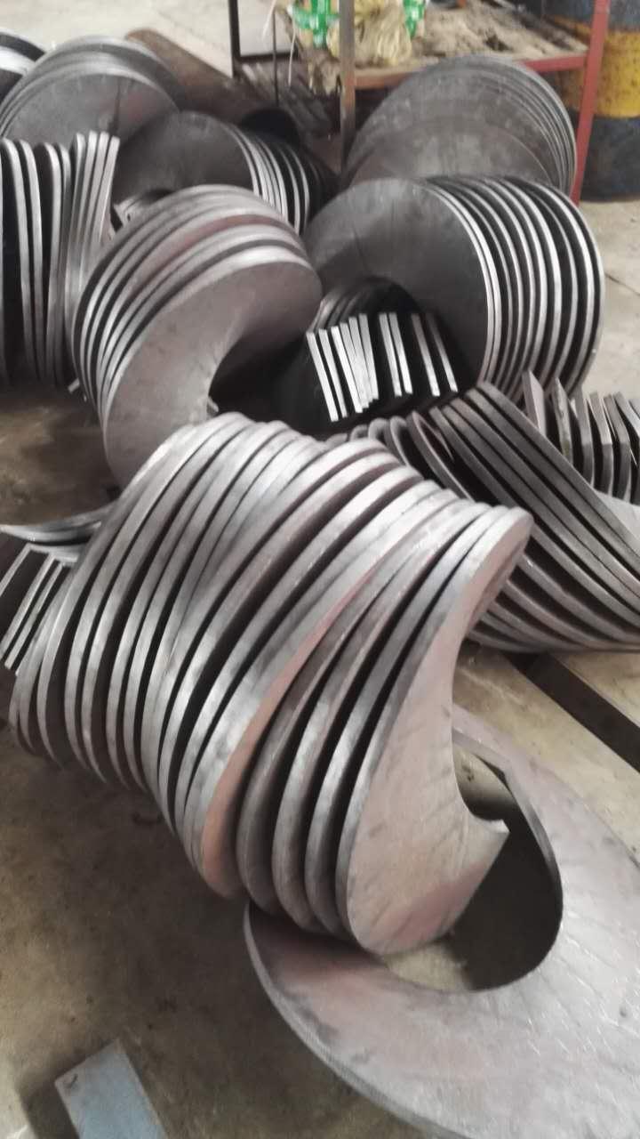 螺旋叶片 异型螺旋叶片