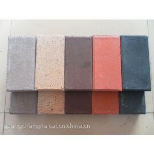 厂家批发烧结砖.陶土砖.透水砖.陶瓷颗粒透水砖.陶瓷透水砖 烧结砖陶土砖颜色规格