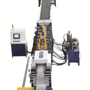 风阀外壳自动生产线图片