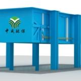 水平式垃圾压缩设备厂家直销 地埋式垃圾站价格