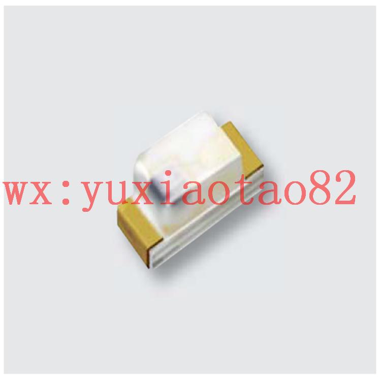 热销包客诉台湾亿光原装贴片式0603小体积940NM红外线发射管IR19-21C