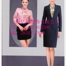 商场营业员工作服-女式外套裙子衬衫三件套-女士西装套装定做-珠宝店员服-箱包店员销售服订做-上海亿妃服饰批发