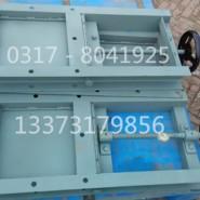 卸灰配套螺旋闸板阀图片