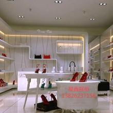 廣東展柜制作鞋服展柜設計免費上門量尺寸圖片