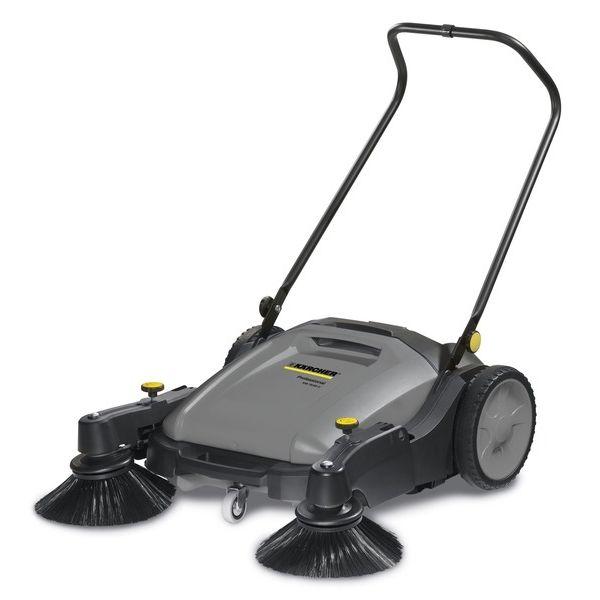 进口正品德国凯驰紧凑型手推式扫地机