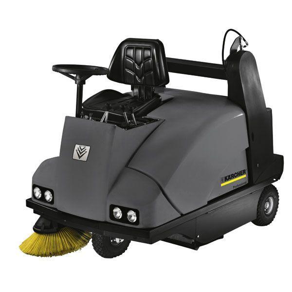 原装进口德国凯驰牌工业驾驶式真空扫地机