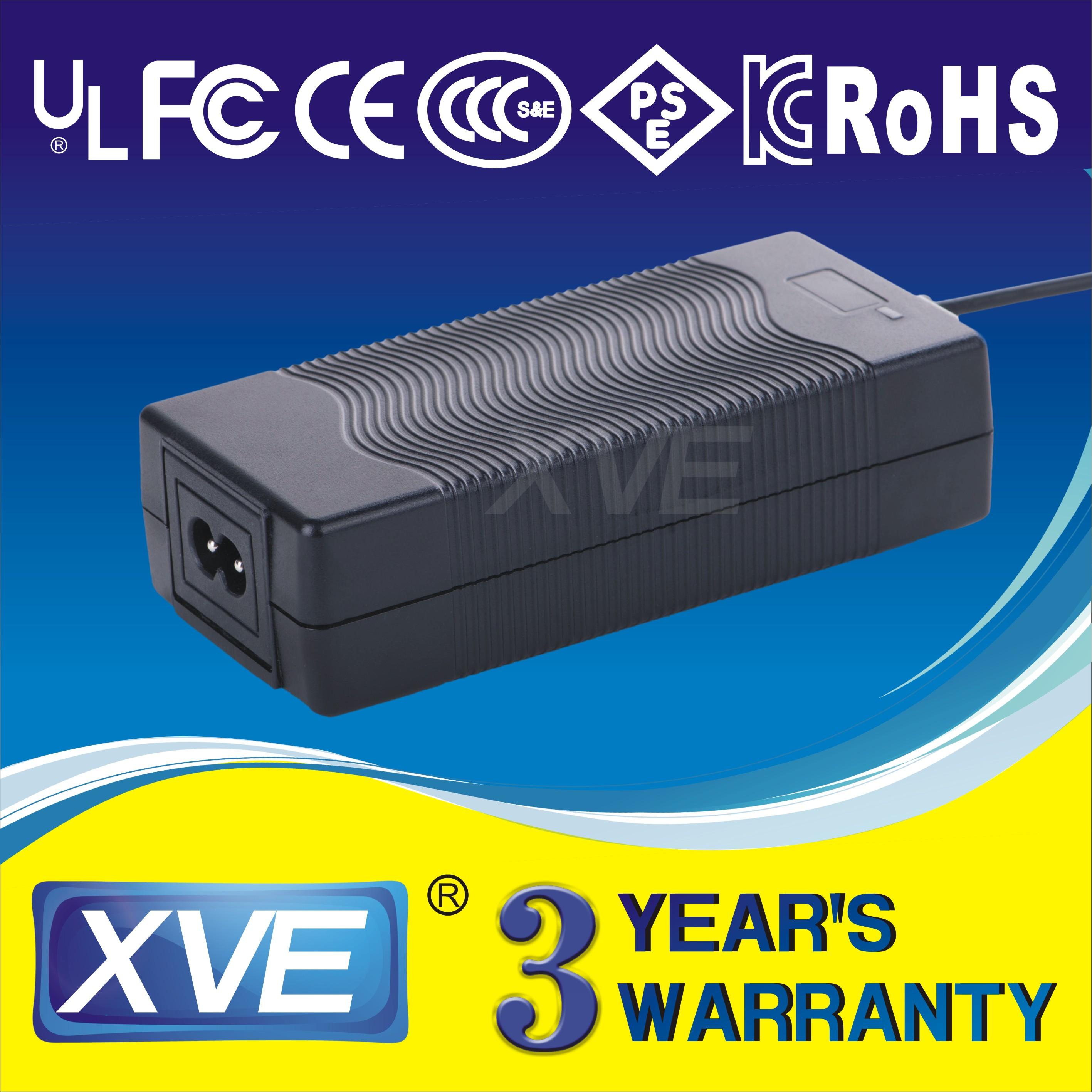 过ul63v1a锂电池充电器≈扭扭车充电器≈平衡车充电器 电源充电器