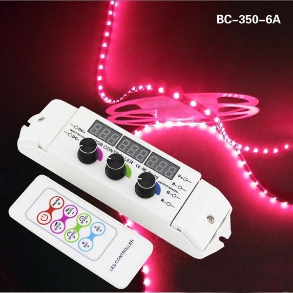 BC-350无线恒压LED控制器图片/BC-350无线恒压LED控制器样板图 (3)