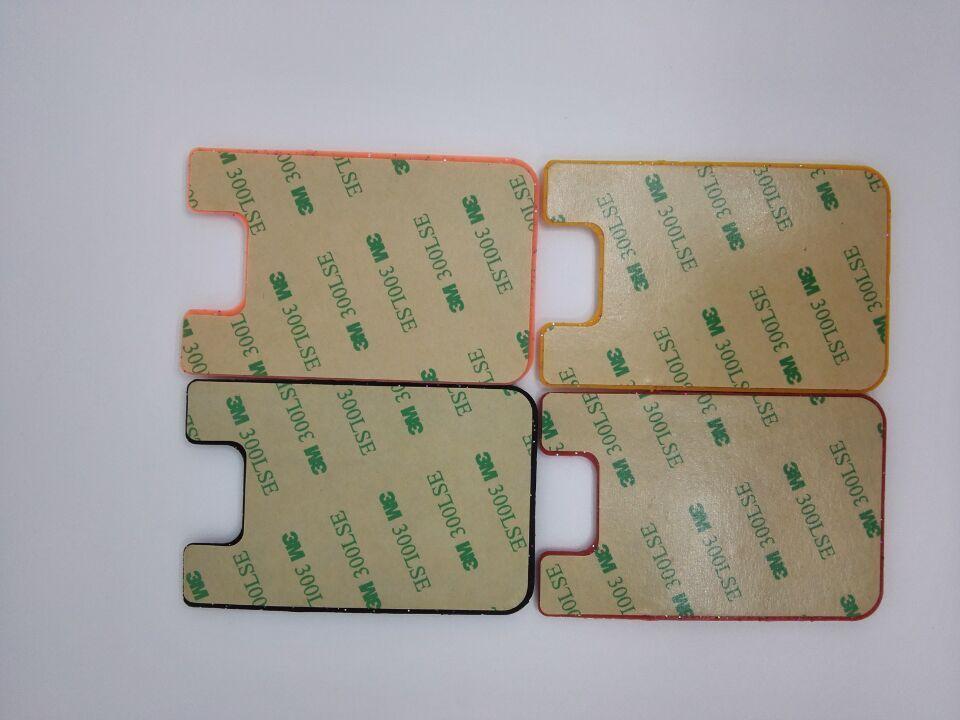 硅胶卡套批发价格 硅胶卡套