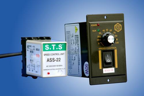 调速器STS电机速度控制器AUS22-120W