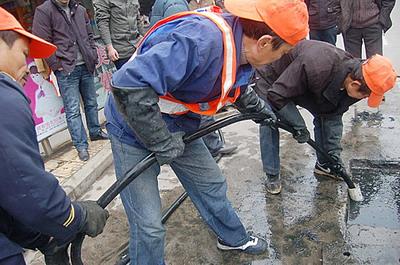 惠州市仲恺陈江疏通下水道图片|惠州市仲恺陈江疏通