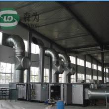 车间不锈钢全焊风管 厦门/漳州/泉州风管工厂找厦门森为