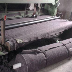 乌鲁木齐杂色棉毡厂家直销低价出售图片
