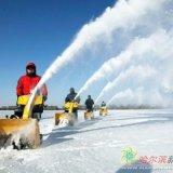 乌鲁木齐自助力除雪机