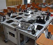 汽车电控汽车通讯系统教学实训设备