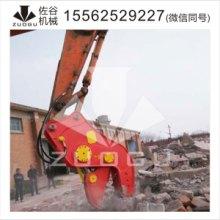 供应挖掘机上使用拆迁液压粉碎钳 液压破碎钳