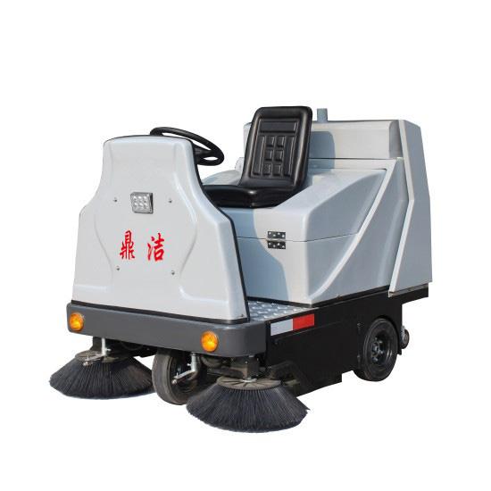 供应全国热销厂家直销驾驶式电瓶扫地机DJ1400