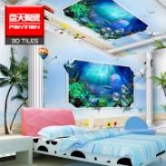 厂家直销3D微晶复合地墙砖图片