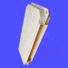 公里桩塑料模具 混凝土公里桩塑料模具制作