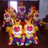 洛阳儿童游乐园电动玩具图片