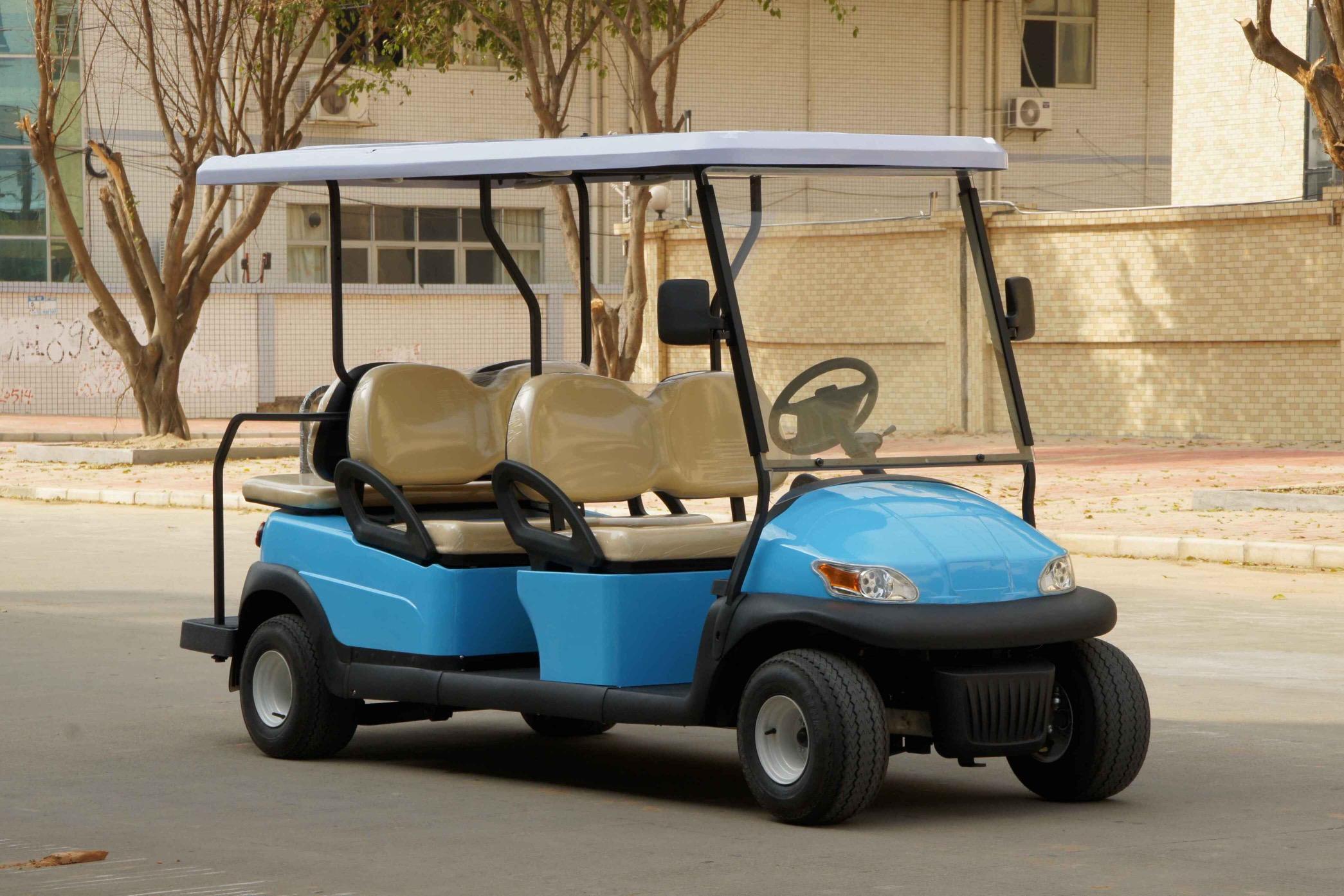 4座高尔夫观光车哪家好销售