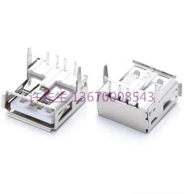 USB A型母座图片/USB A型母座样板图 (3)