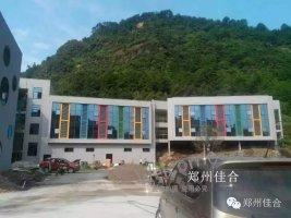 重庆古剑南山金属雕花板用于景区外墙保温装饰厚度16mm