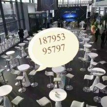 银川吧桌吧椅、长条桌、洽谈桌出租银川帐篷、隔离带、舞台、贵宾椅、折叠椅出租