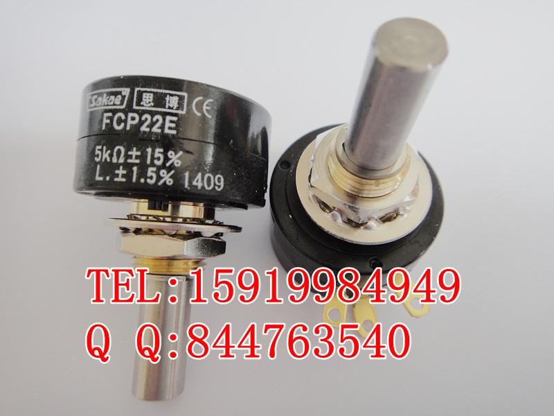 FCP22E-5K日本SAKAE无极电位器角度传感器厂家代理商批发价格图片