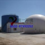 双膜气柜结构原理 青岛宸一环境 一体化双膜气柜